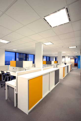 Onecall for Office refit